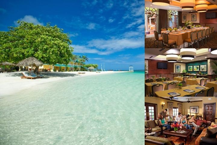 Sandals Royal Caribbean photo collage