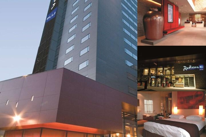 Radisson Blu Hotel Hasselt photo collage