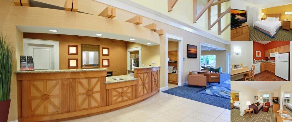 Residence Inn by Marriott Cape Canaveral Lobby
