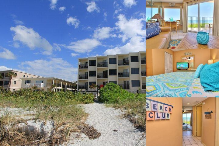 Belleair Beach Club photo collage