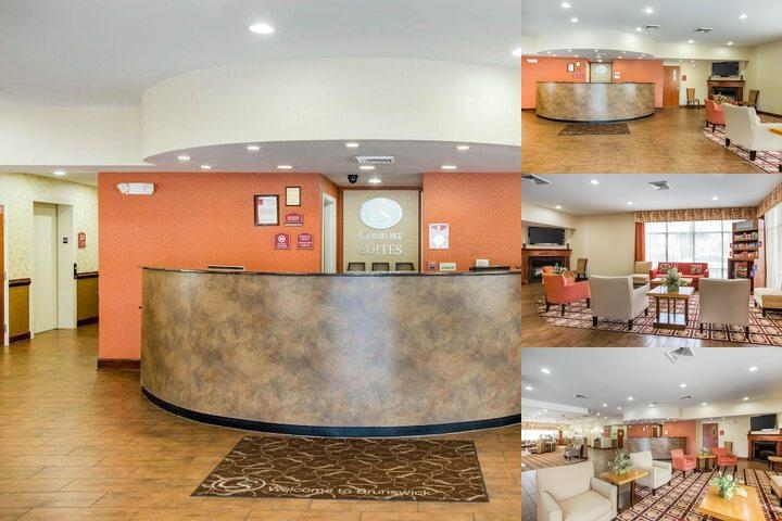 Comfort Suites Golden Isles Gateway photo collage