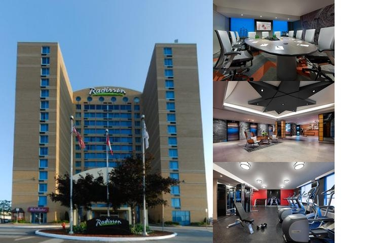 Radisson Suite Hotel Toronto Airport photo collage