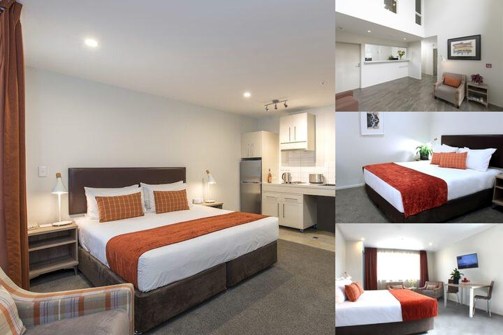 Quest Taupo Serviced Apartments photo collage