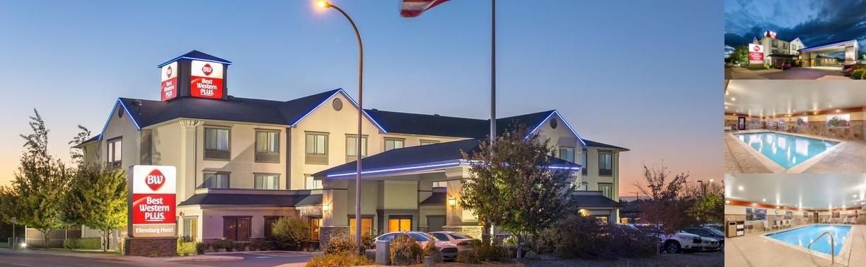 Best Western Plus Ellensburg Hotel Photo Collage