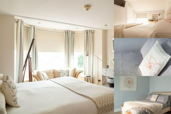 Seaview Hotel photo collage