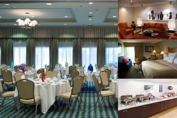 Wyndham Garden New Orleans Airport photo collage