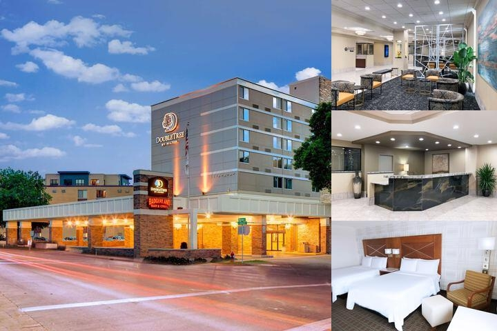 Doubletree by Hilton Madison Downtown photo collage
