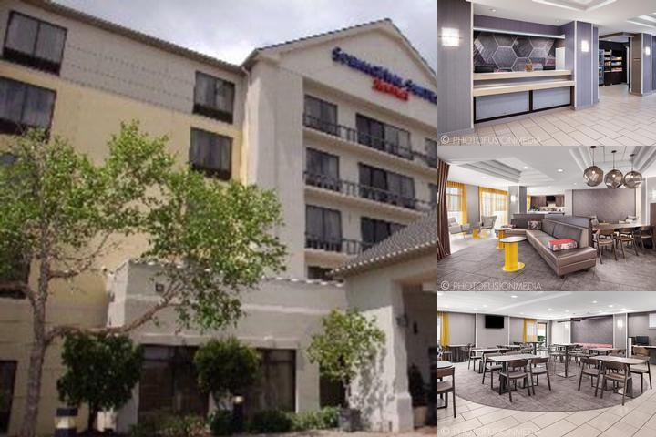 Springhill Suites Houston Hobby Airport photo collage