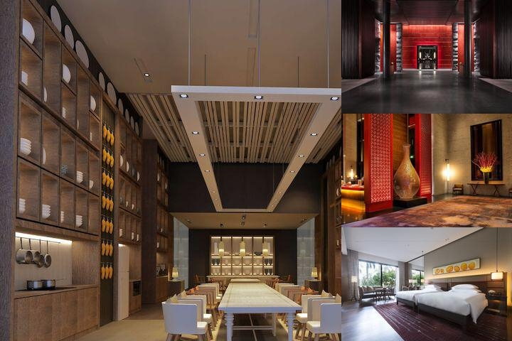 Park Hyatt Sanya Sunny Bay Resort photo collage