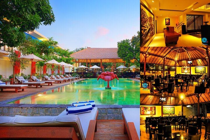Odua Ozz Hotel Kuta photo collage