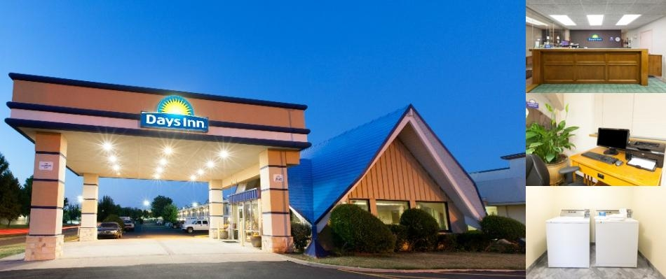 Days Inn Norman photo collage
