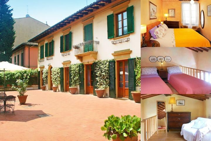 Poggio Imperiale Apartments photo collage