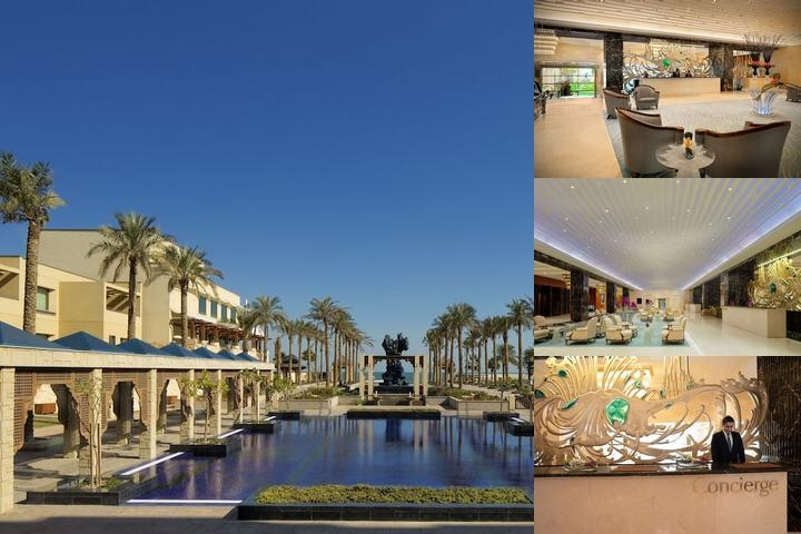 Jumeirah Messilah Beach Hotel & Spa photo collage