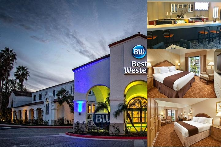 Best Western Posada Royale Hotel & Suites photo collage