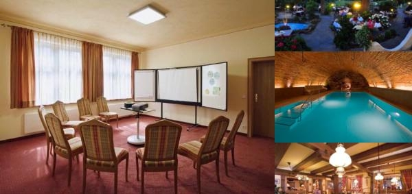 Hotel Gerbe photo collage