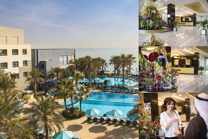 The Palms Beach Hotel & Spa photo collage