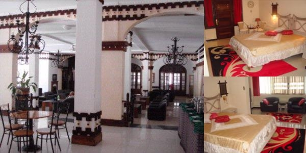 New Dodoma Hotel photo collage