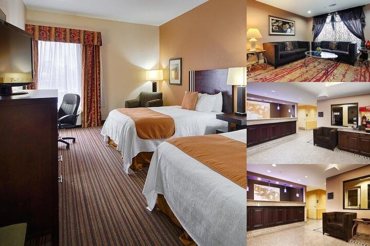 Best Western Plus Houma Inn photo collage
