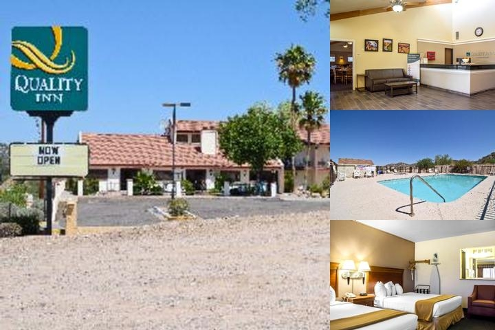 Quality Inn Wickenburg photo collage