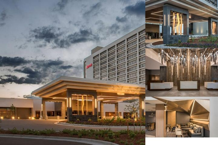 Denver Marriott Tech Center photo collage