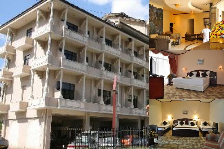 Devon Hotels (Pvt)ltd photo collage