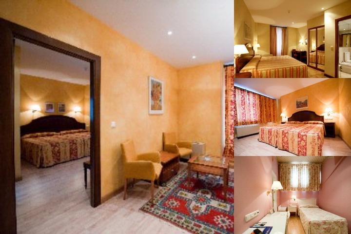 Hotel Cordon photo collage