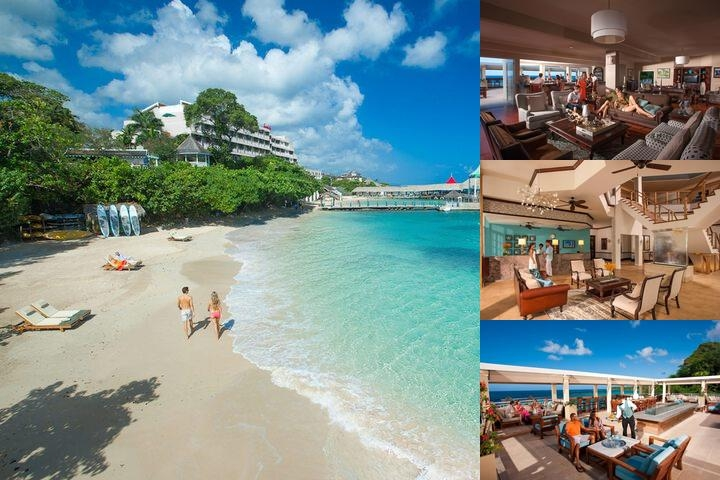 Sandals Ochi Beach Resort All Inclusive photo collage