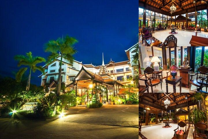 Saem Siemreap Hotel photo collage