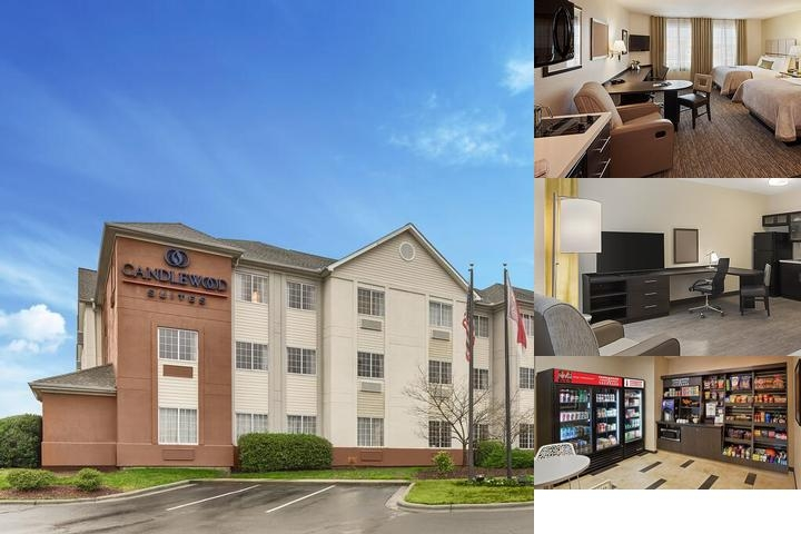 Mainstay Suites Charlotte photo collage
