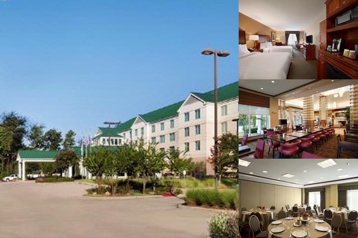 Hilton Garden Inn The Woodlands photo collage