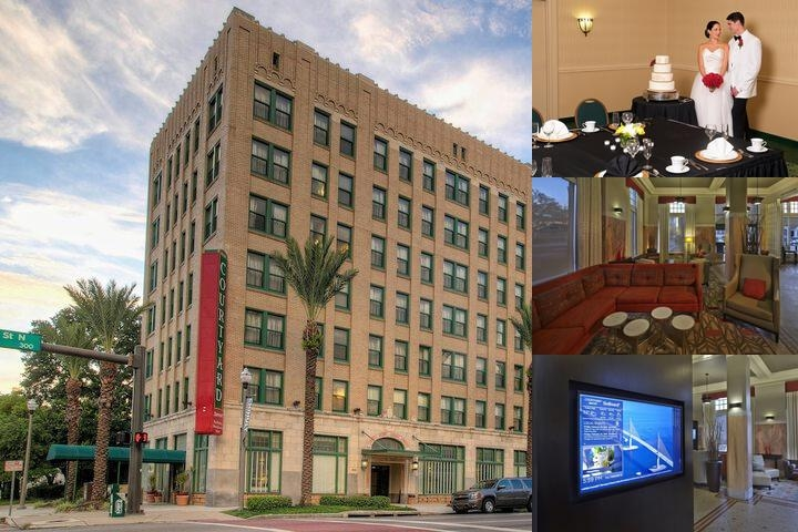 Courtyard by Marriott St. Petersburg Downtown photo collage