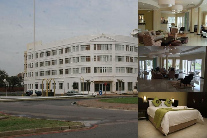 Pavilion Hotel photo collage