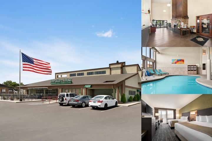 Days Hotel Flagstaff photo collage