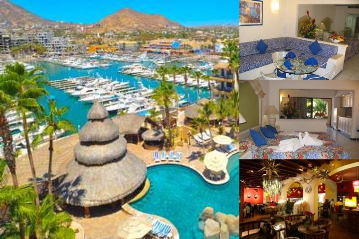 Marina Fiesta Resort & Spa Golden All Inclusive photo collage