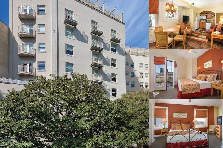 Riverside Suites photo collage