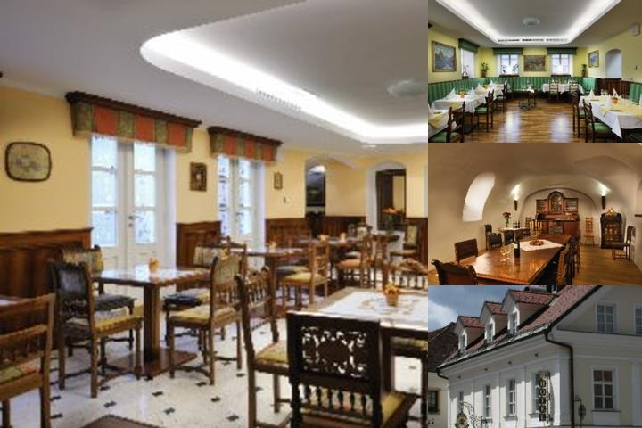 Hotel Malograjski Dvor photo collage