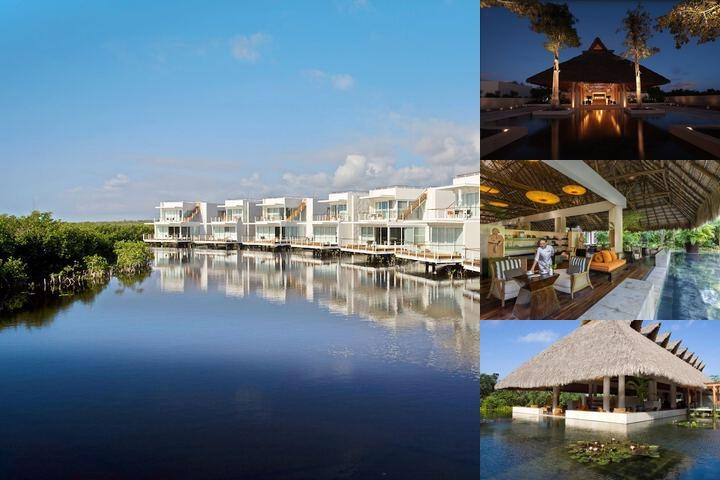 Blue Diamond Riviera Maya All Inclusive Resort photo collage