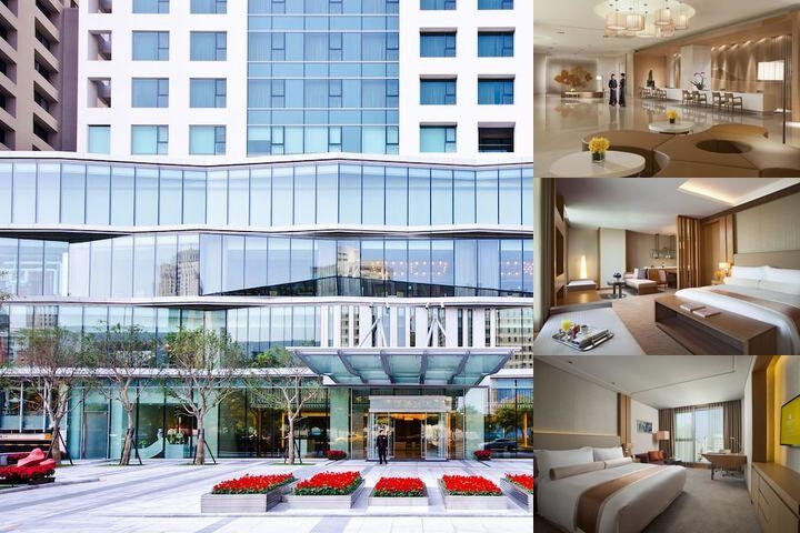 Millennium Hotel Taichung photo collage