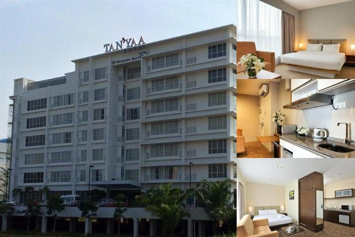 Primera Residences & Business Suites photo collage