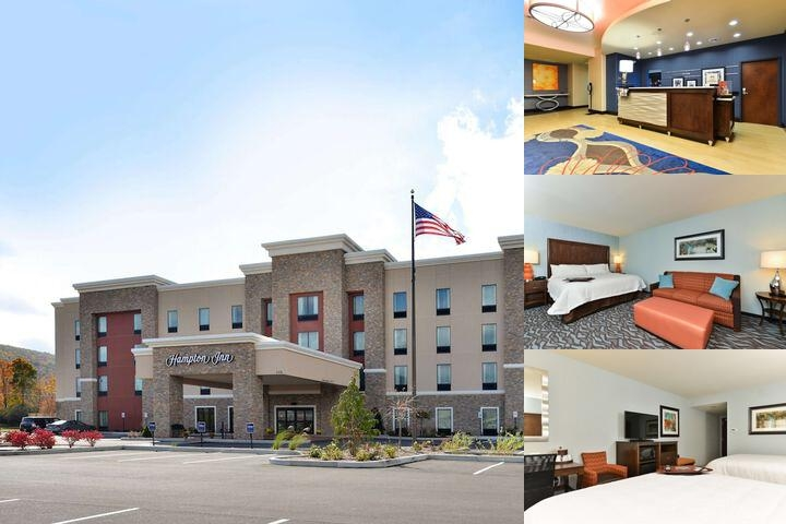 Hampton Inn by Hilton Corning Painted Post photo collage