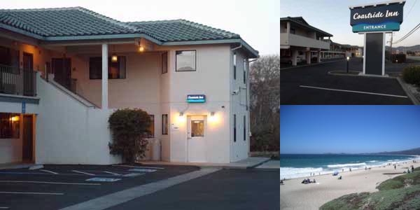 Coastside Inn photo collage