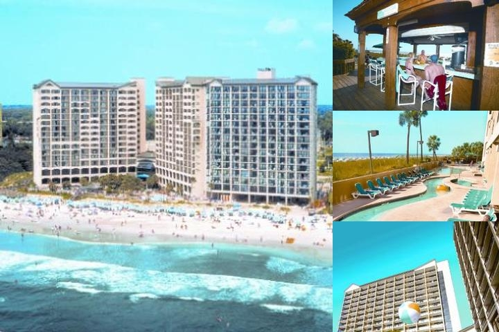 Beach Cove Resort photo collage