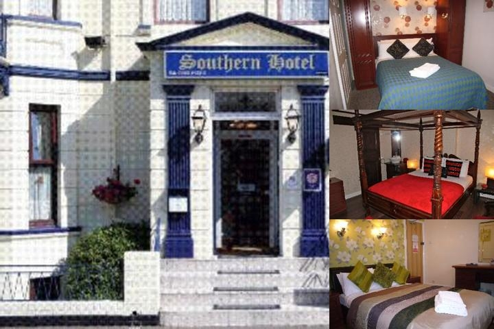 The Southern Hotel photo collage