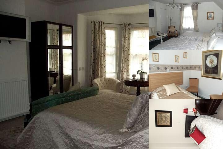 (Consort) Townhouse Hotel photo collage