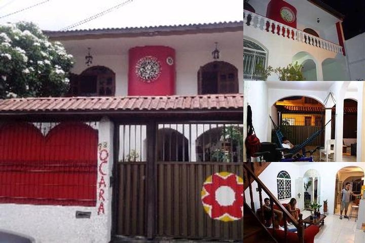 Ocara Hostel photo collage