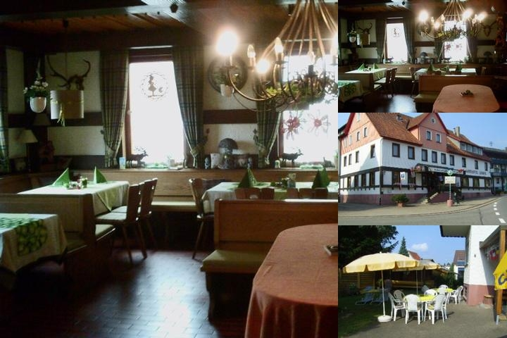 Landhotel Löwen photo collage