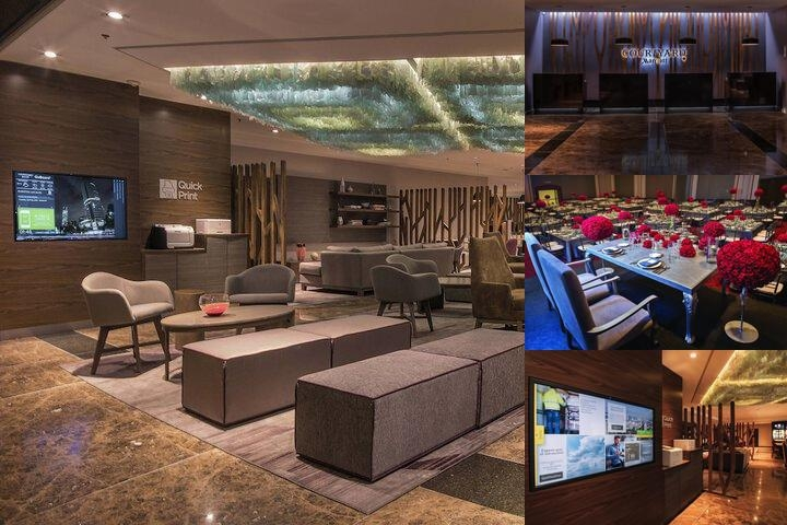 Courtyard by Marriott Mexico City Revolucion photo collage