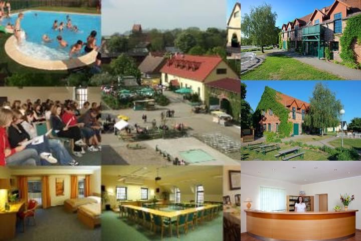 Landhof Arche Das Tagungs Und Familienhotel photo collage