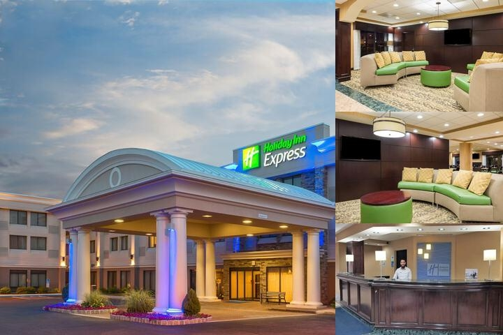 Holiday Inn Express Philadelphia Ne Bensalem photo collage