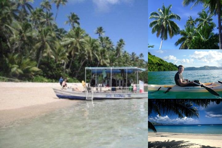 Matana Beach Resort photo collage